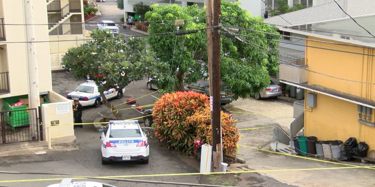Suspect identified in a Makiki shooting that killed an elderly woman