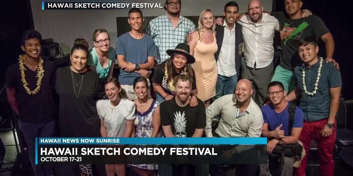 Hawaii Sketch Comedy Festival kicks off next week