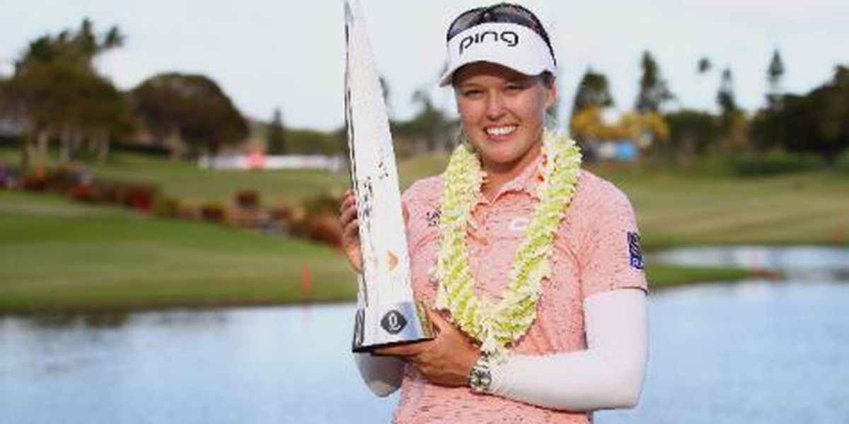 Henderson wins 2019 LOTTE Championships, becomes first two-time winner of tournament