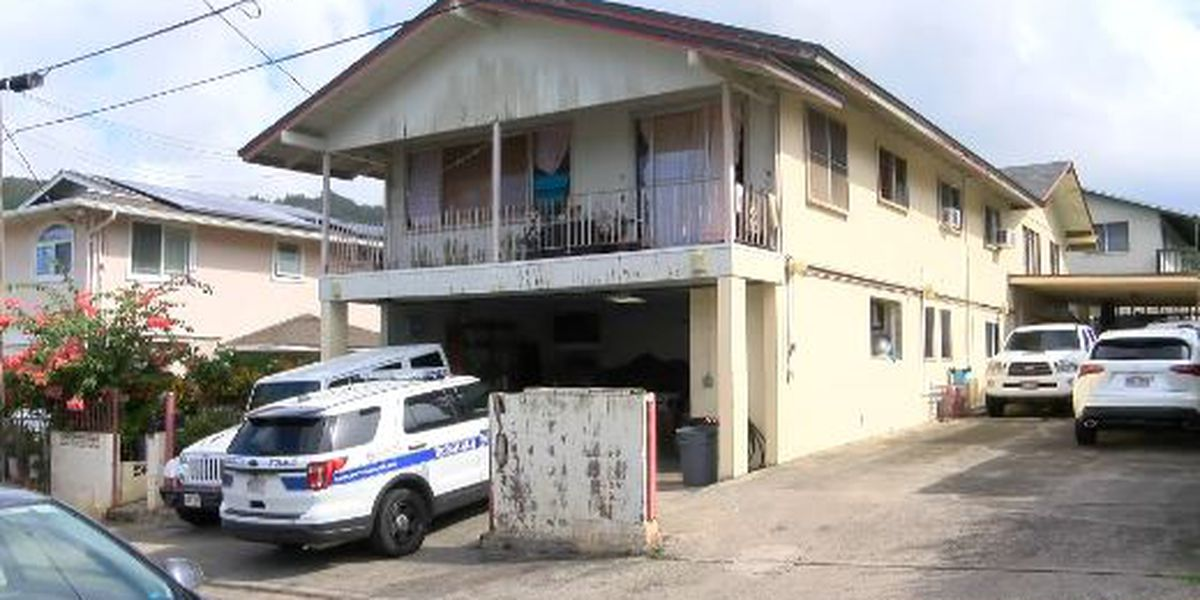 Woman shot in elbow, man arrested in Kalihi Valley
