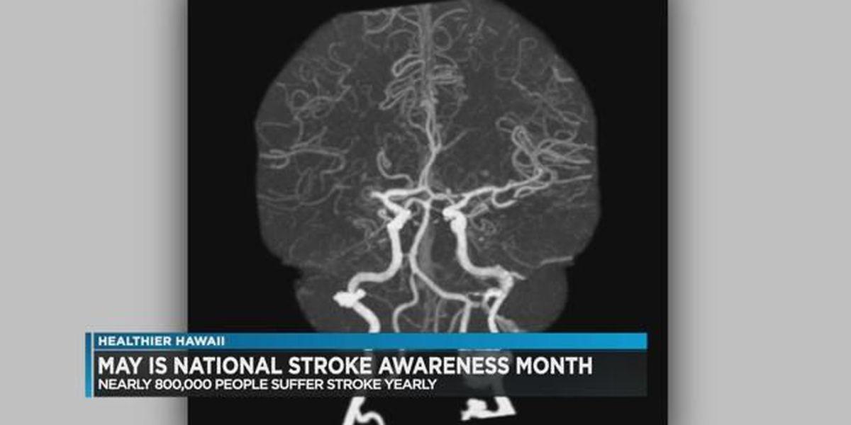 Healthier Hawaii: Stroke Awareness Month