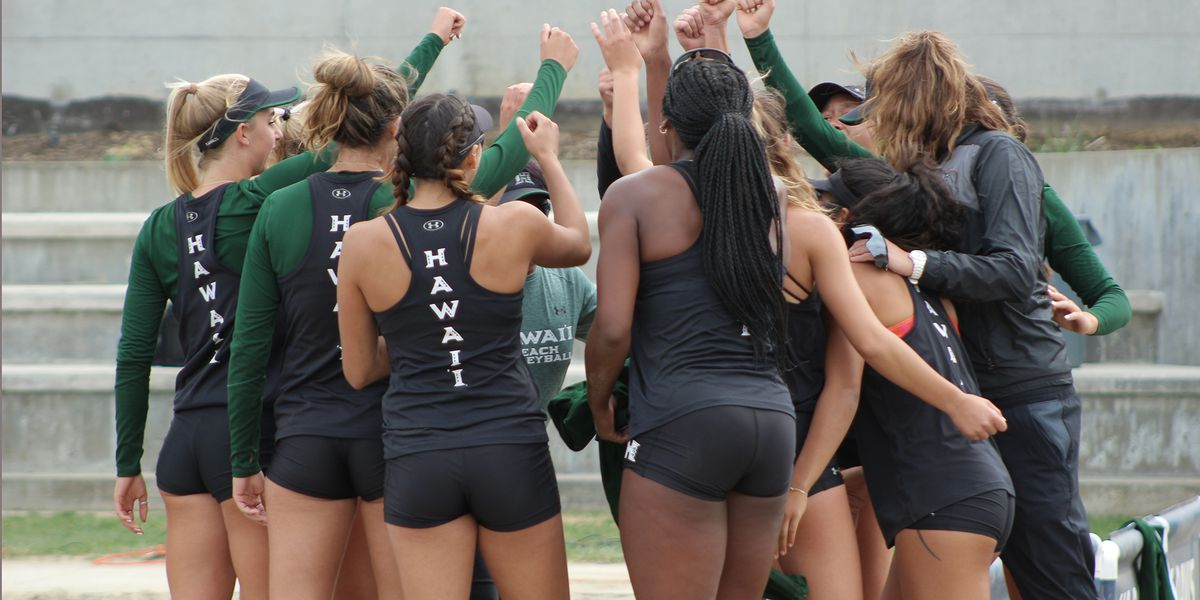 UH beach volleyball falls to Cal Poly in Big West Championship