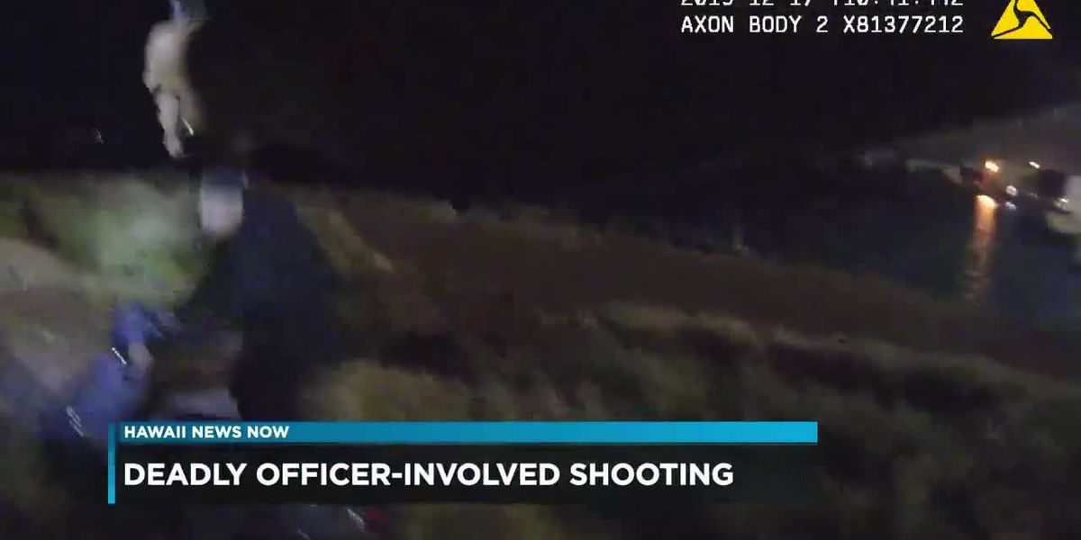 Officer fatally shoots man who lunged at him with knife in second officer-involved shooting in 2 days