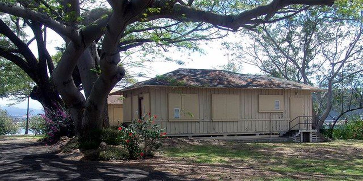 Park Service tears down historic Navy home at Pearl Harbor