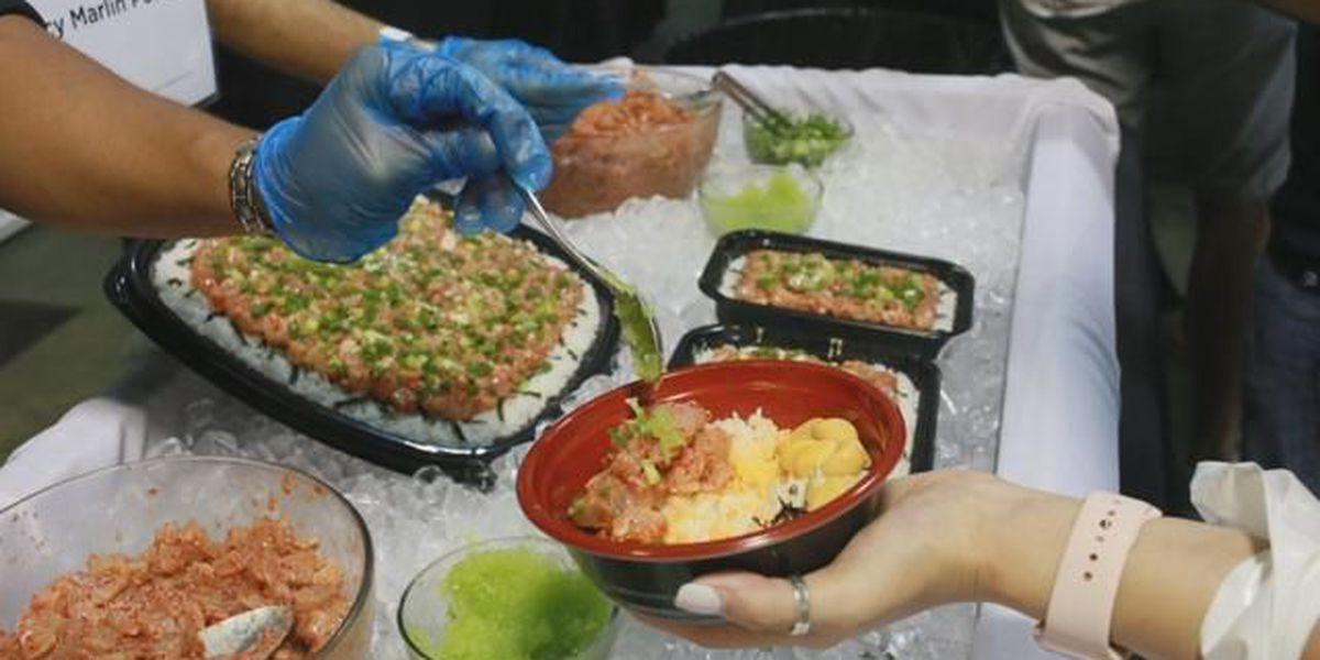 Foodie Fix: Honolulu Pokefest
