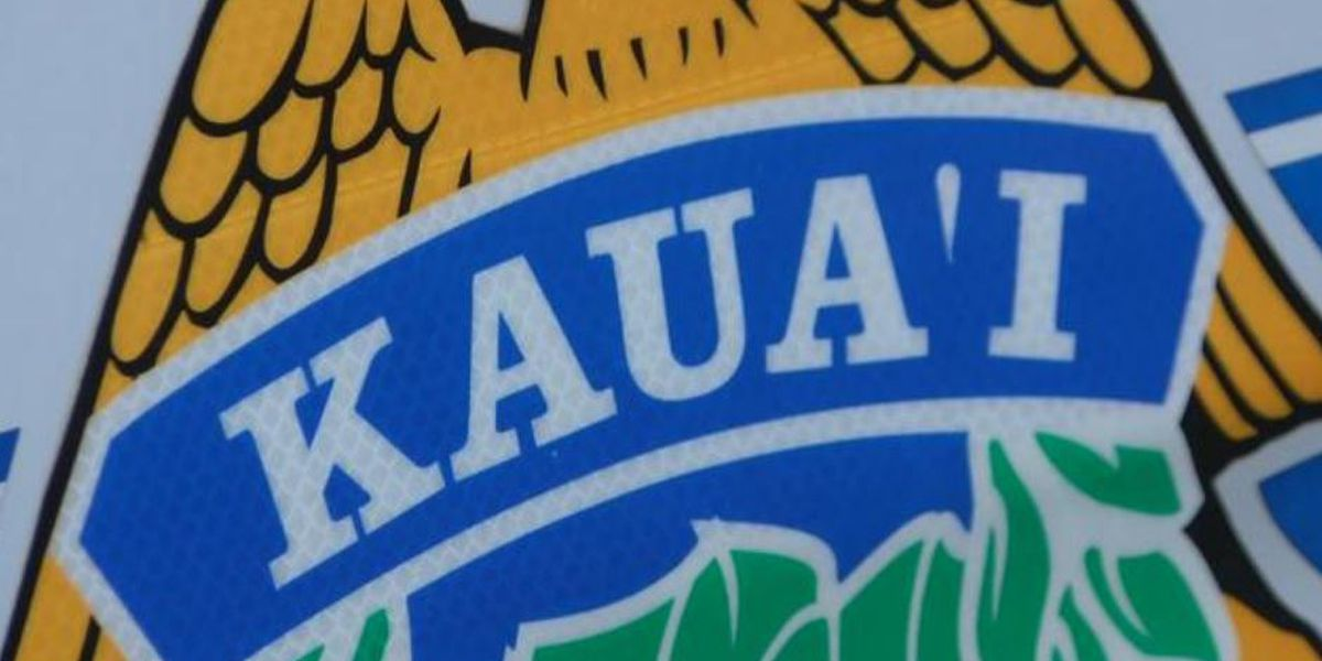 On Kauai, 4 people arrested after attempt to evade police ends in a crash