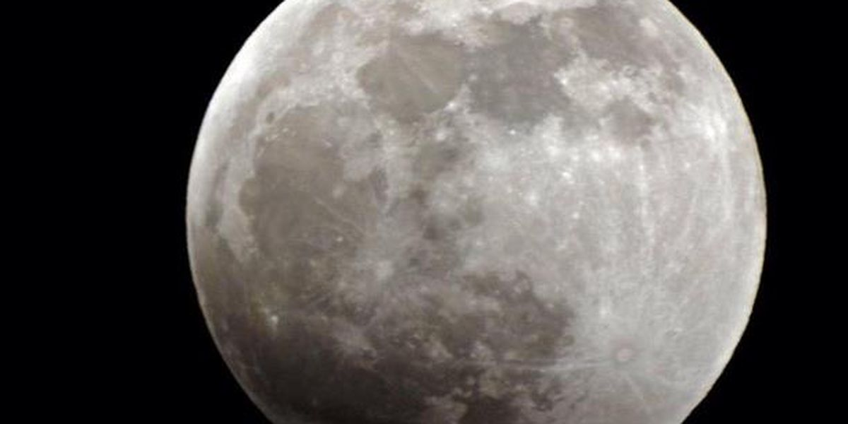 Get ready for the 'super snow moon' — the biggest moon of 2019