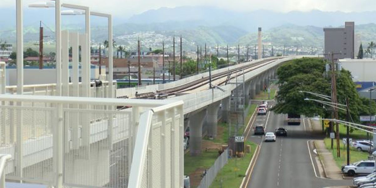 As tax revenues drop, Honolulu's rail project faces a gaping funding shortfall and new delays