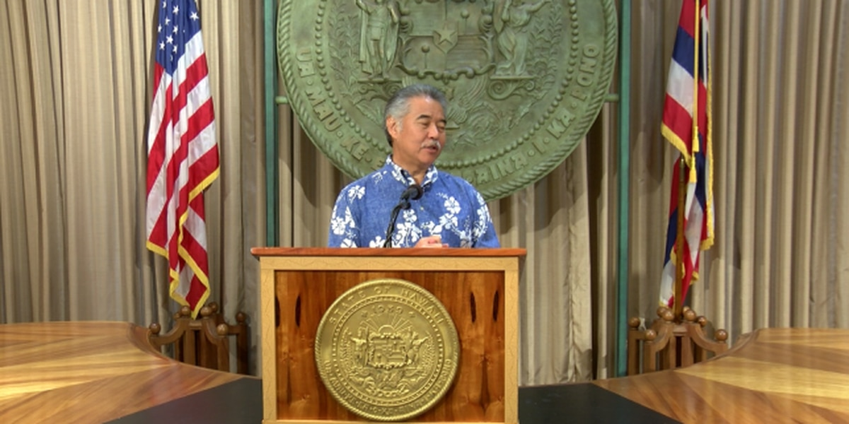 Ige touts Hawaii's sustainability goals at New York summit