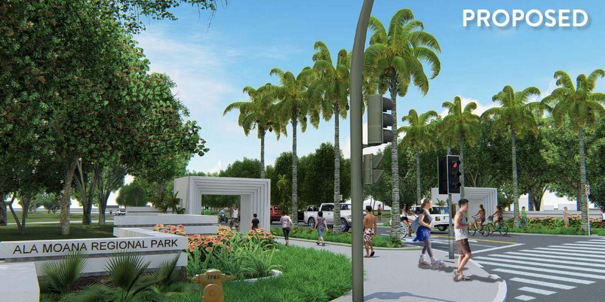 PHOTOS: Ala Moana Beach Park could soon look like this