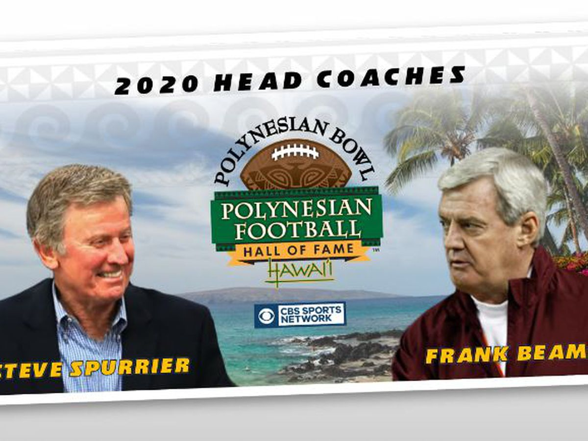 Spurrier, Beamer named head coaches for 2020 Polynesian Bowl