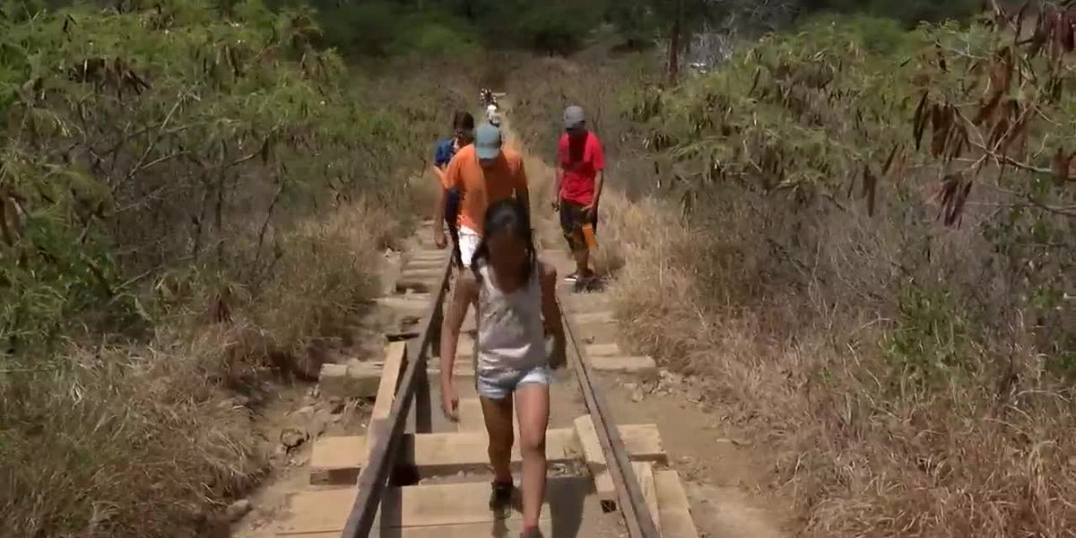 A popular hiking trail on Oahu could soon get some much needed repairs