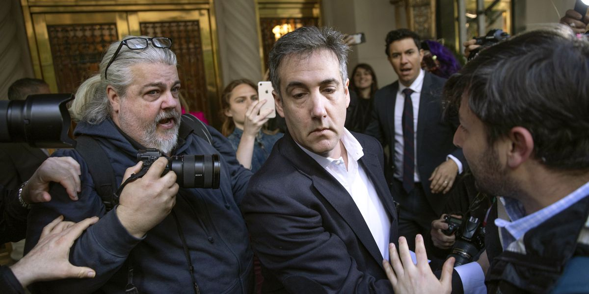 AP source: Ex-Trump lawyer Cohen to be released from prison