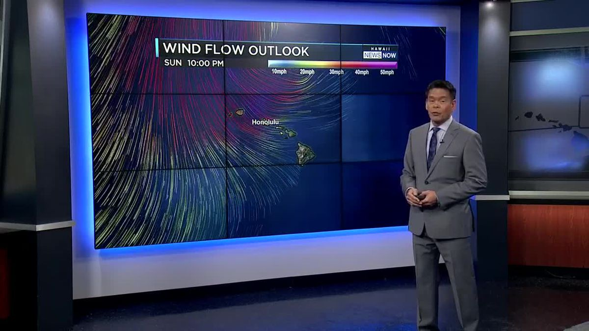 Alerts issued for strengthening northwest winds