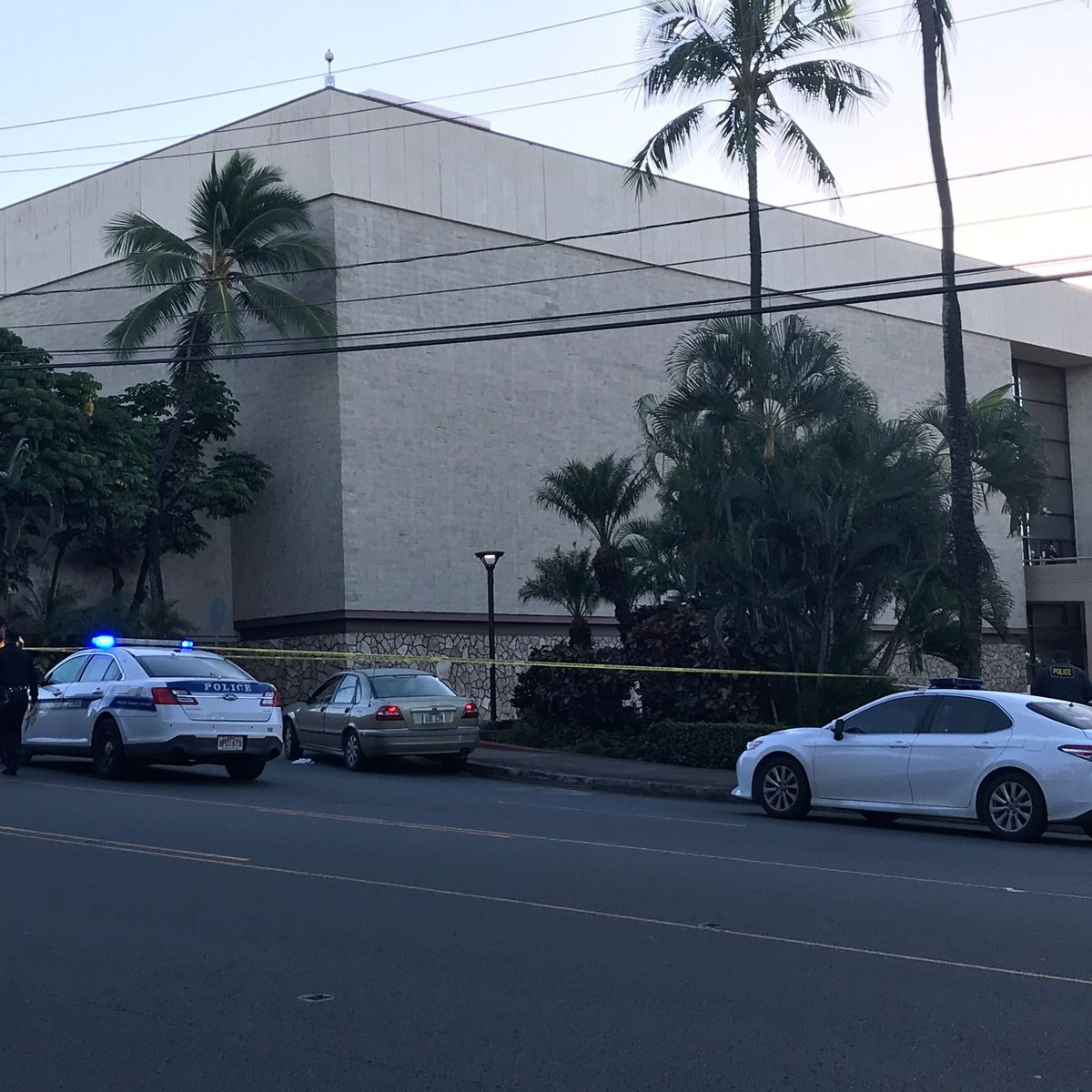 Lockdowns lifted at 2 Aiea schools as officer-involved shooting investigation continues
