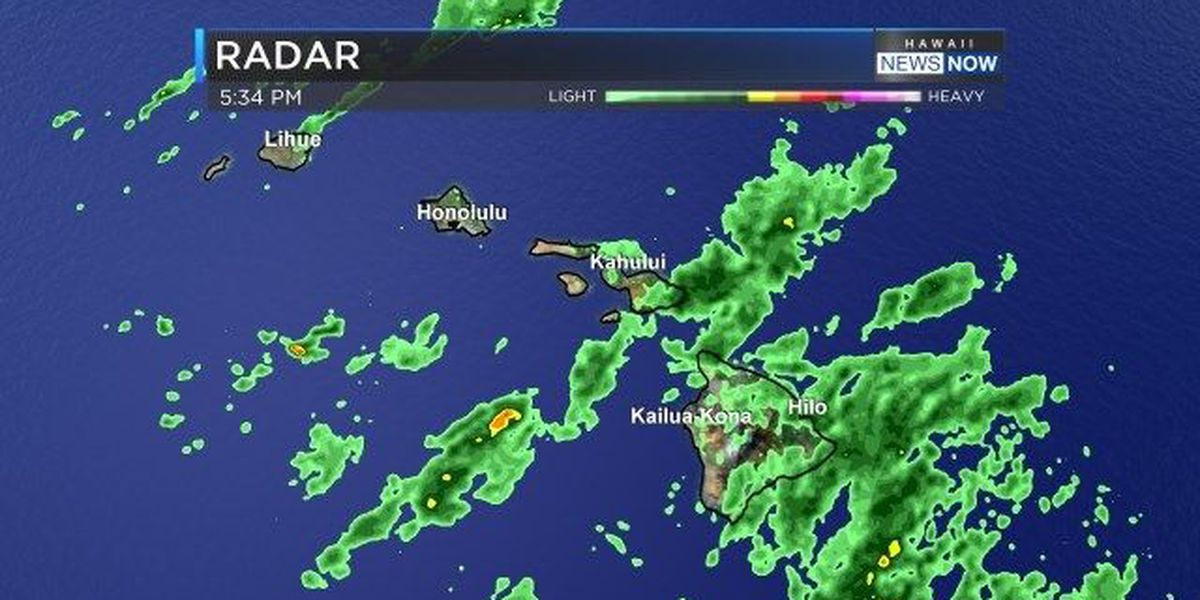 Forecast: Still a chance of heavy rain, thunderstorms