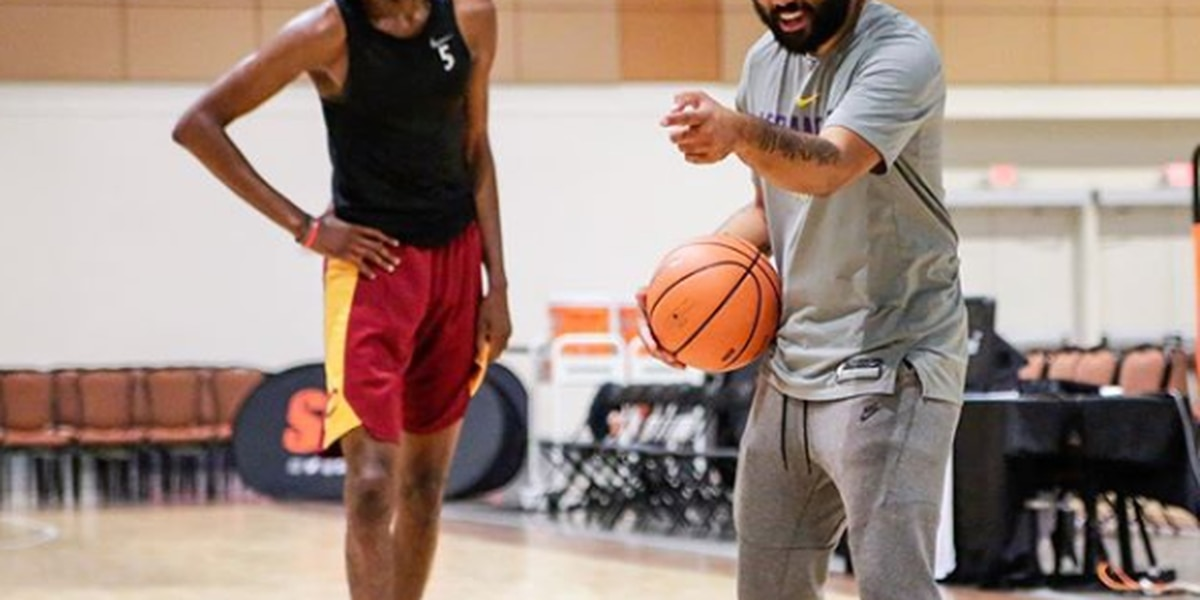 The Clint Parks Story: How a former Red Raider got to training some of the NBA's best