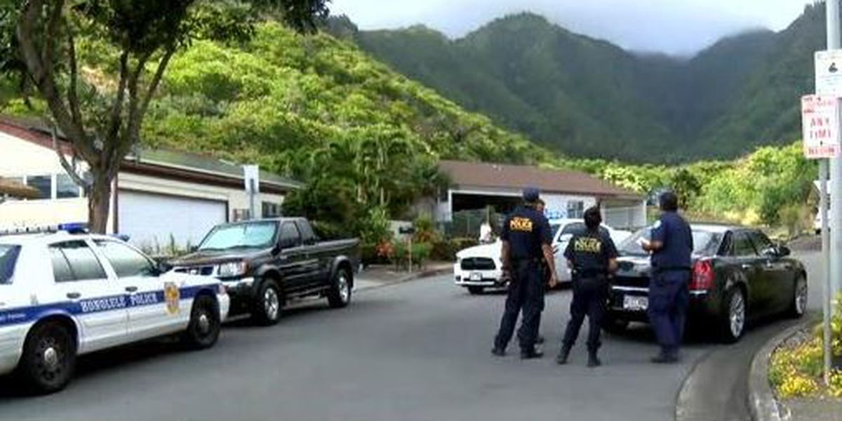 Police investigate unattended death at Kuliouou trail