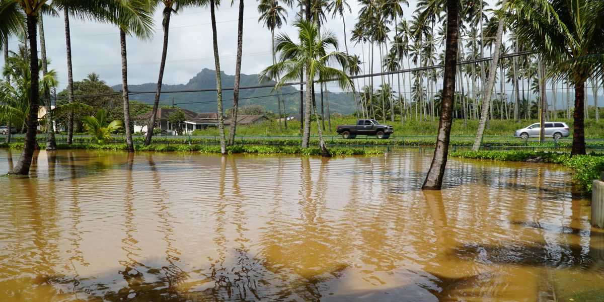 President Trump approves disaster declaration request for Kauai flooding