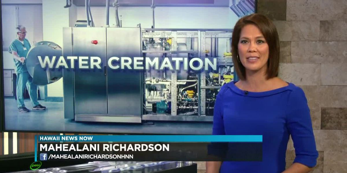 Despite strong opposition, advocates push to legalize 'water cremation' in Hawaii