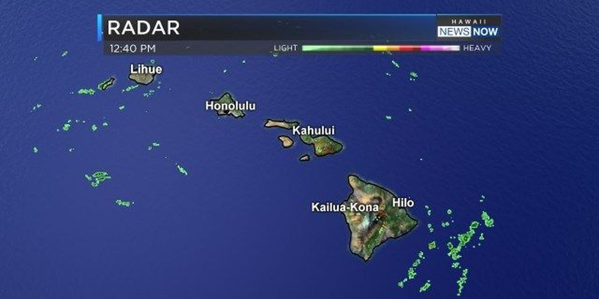 Forecast: Remnants of former cyclone could bring showers