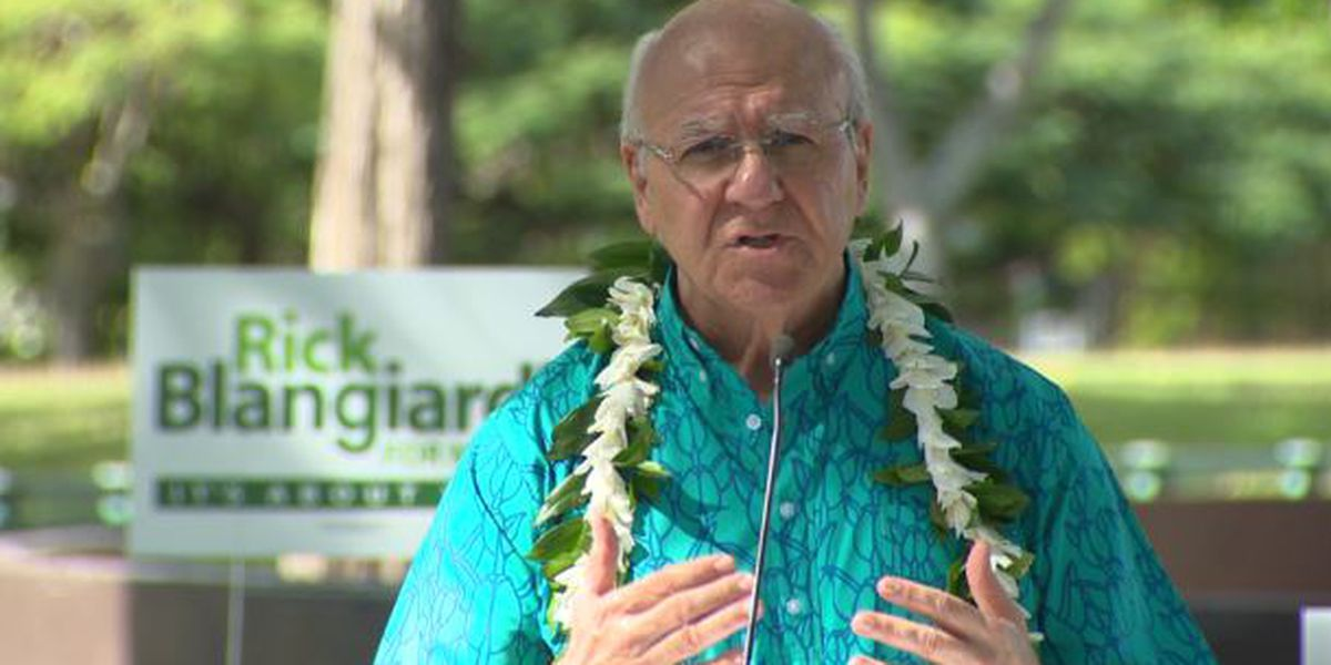 Carpenters union throws its support behind Blangiardi in race for Honolulu mayor