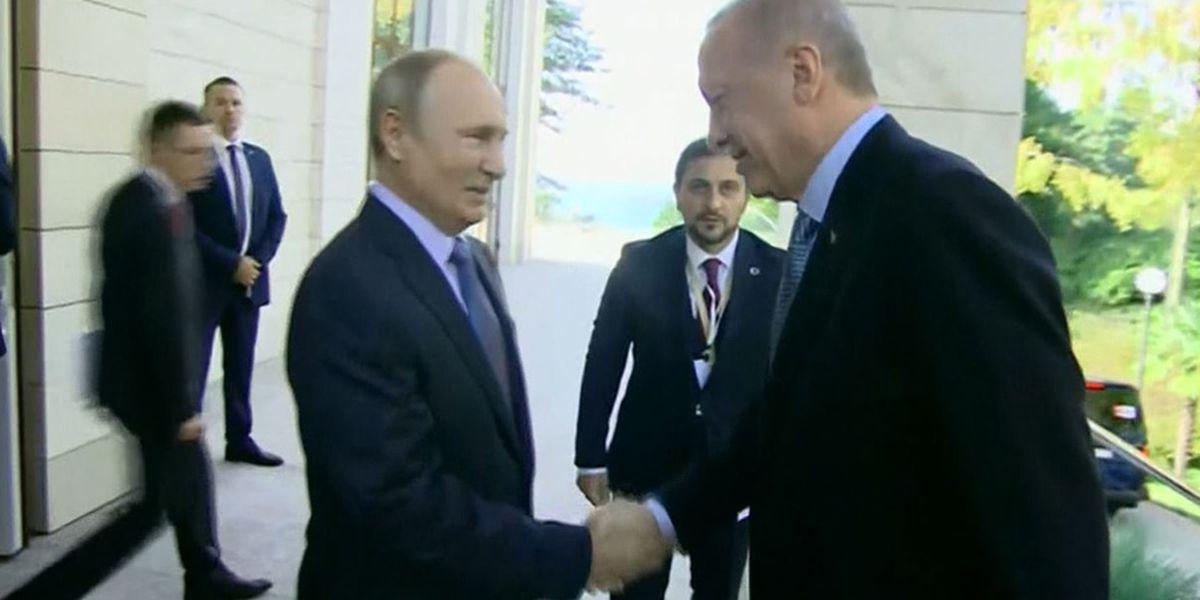 Russia, Turkey to share control of NE Syria