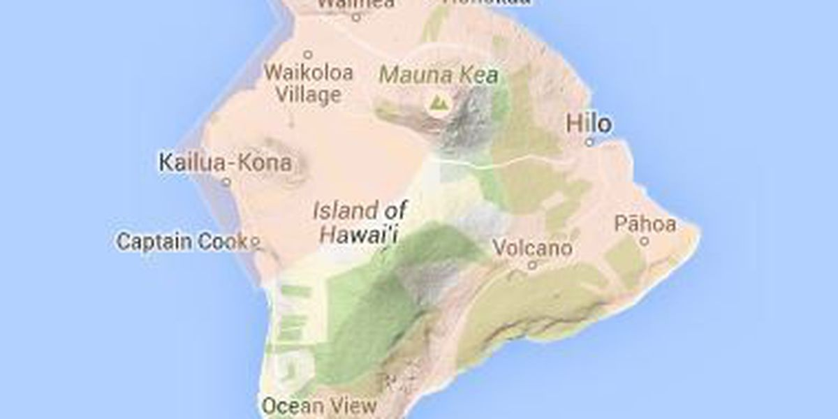 Flood Advisory for Big Island canceled