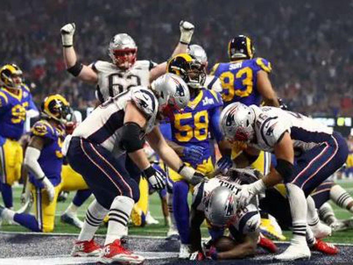 Patriots defeat Rams in Super Bowl LIII, 13-3