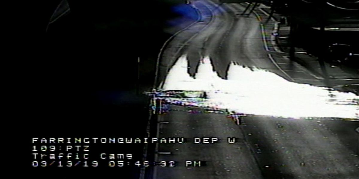 All lanes back open in Waipahu after crews repair water main break