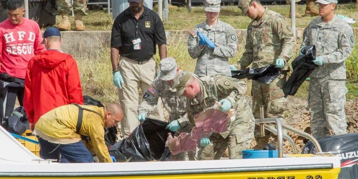 Report: Pilot error blamed for Black Hawk crash that killed 5
