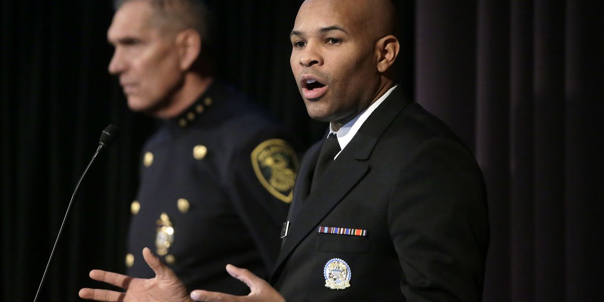 Surgeon General: Federal drug classification needs changes