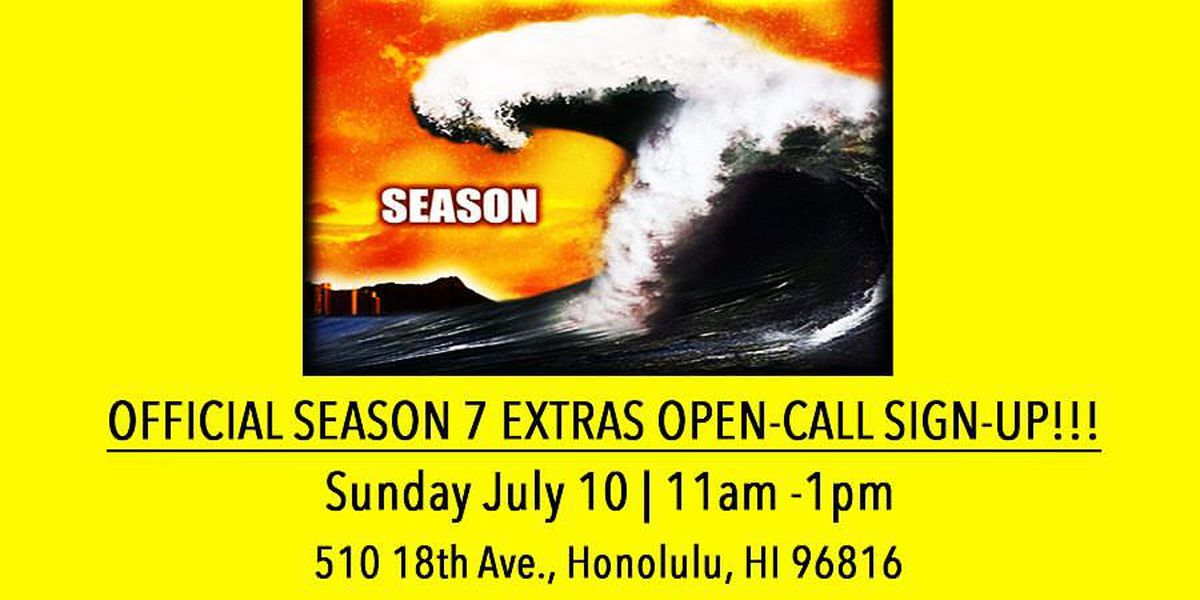 Open casting call to be held for 'Hawaii Five-0'