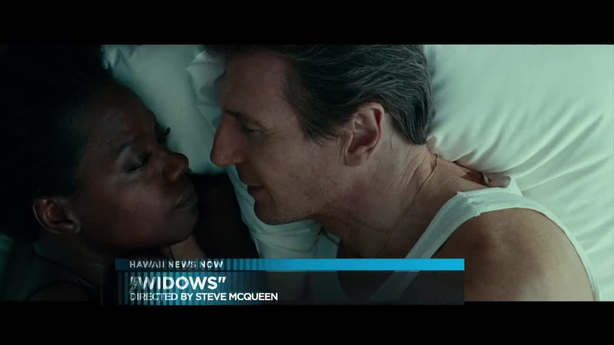 Terry Hunter Reviews WIDOWS
