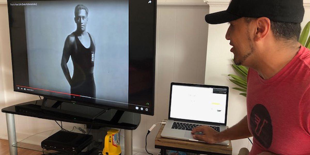 Legendary waterman Duke Kahanamoku to be subject of new documentary