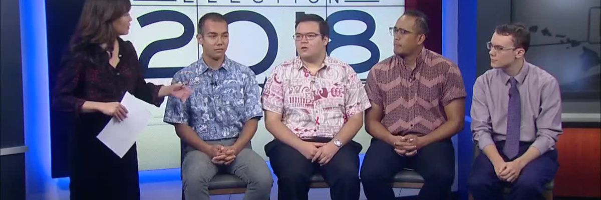 UH Manoa students give their thoughts on the election results