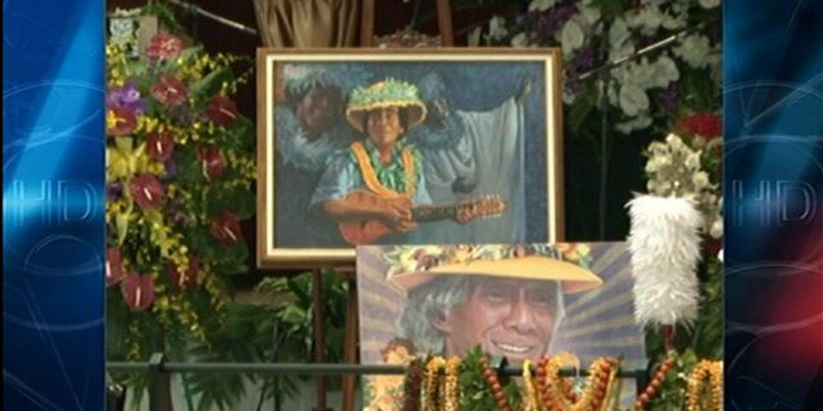 "Hula master ""Uncle George"" Naope remembered on Big Island"