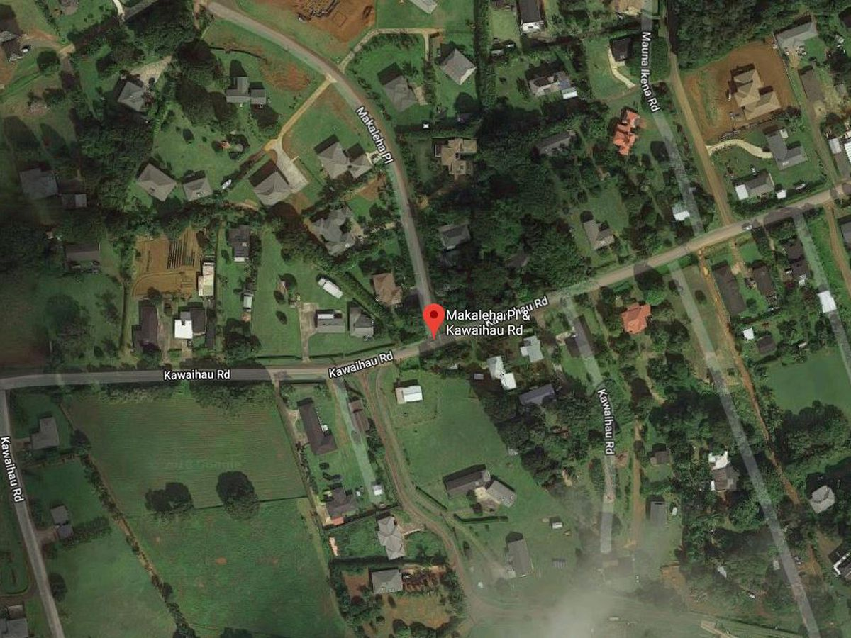 2 people killed in Friday night motorcycle crash on Kauai
