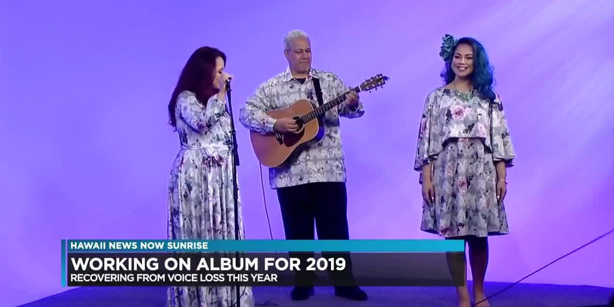 Natalie Ai Kamauu working on new album after recovering from voice loss