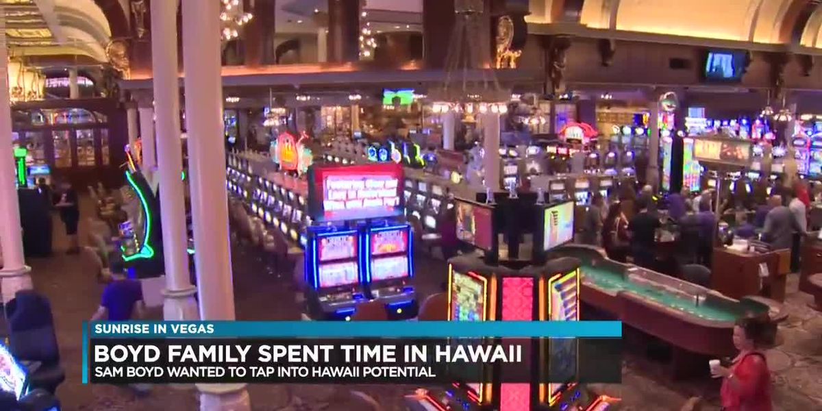 California Hotel owners helped draw more Hawaiian's to Las Vegas