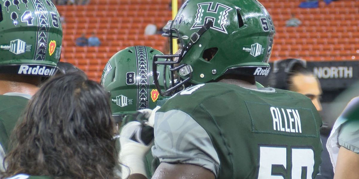 Three Rainbow Warriors selected to All-Mountain West teams