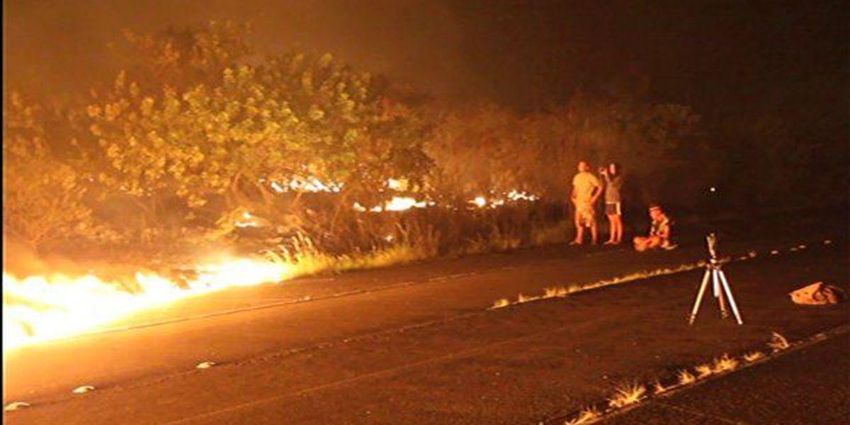 Lava from Kilauea volcano forces evacuation