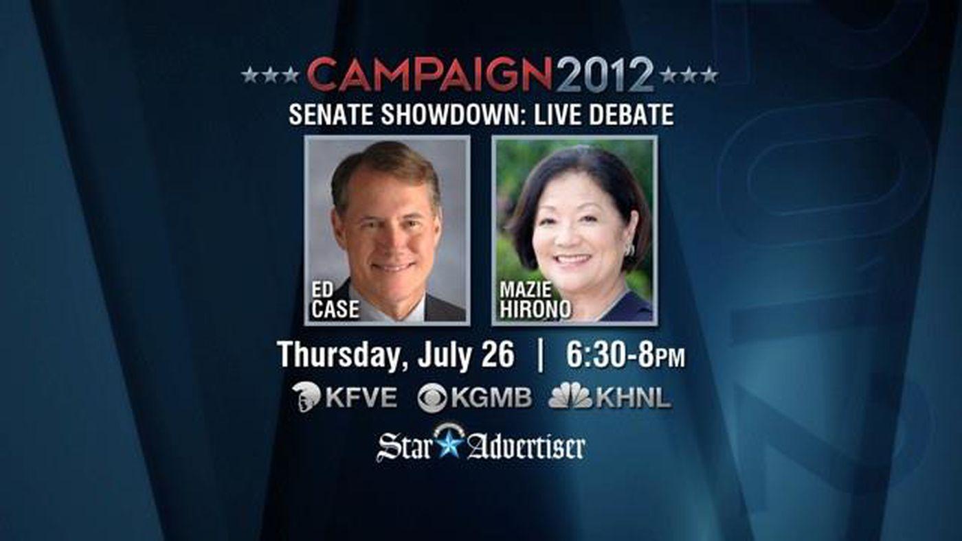 Live Now Senate Showdown On Hnn