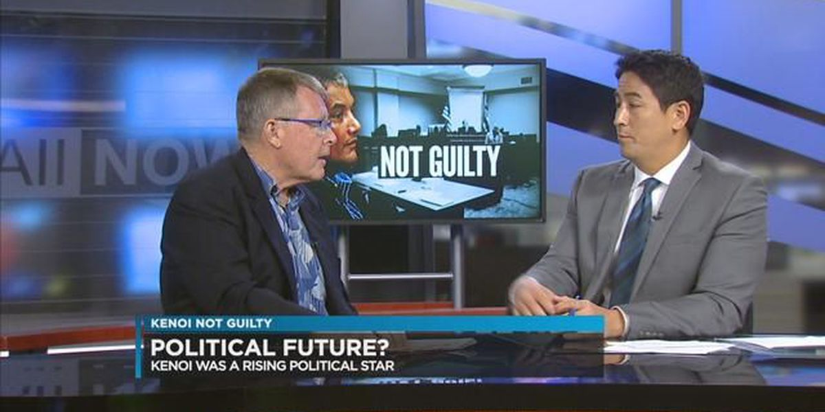 Attorney Paul Cunney remarks on Kenoi's acquittal