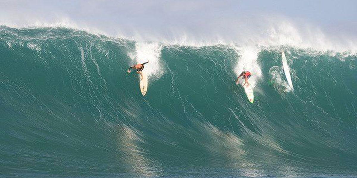 Prestigious big wave surf contest 'The Eddie' won't go — for now