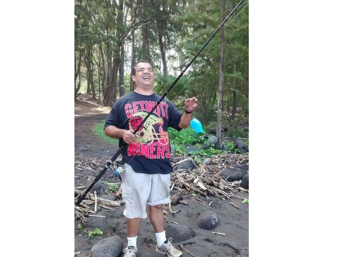 'My dad is a survivor': Son of missing Big Island fisherman pleads for help