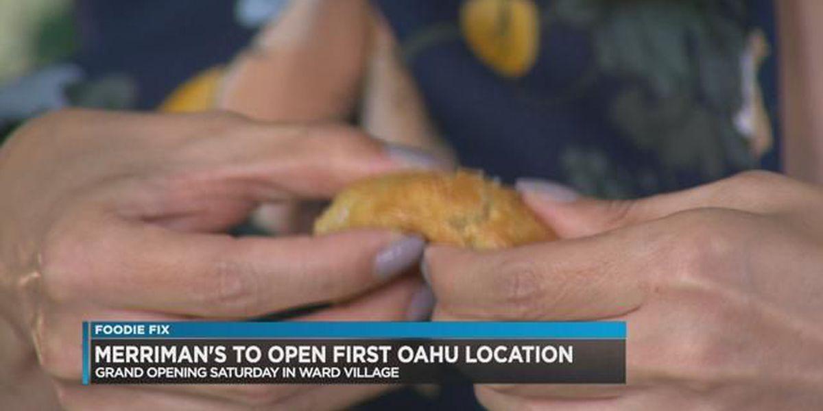 Foodie Fix - Merriman's opens restaurant in Kakaako