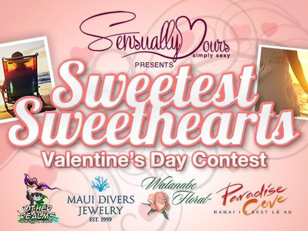 Sweetest Sweethearts Contest