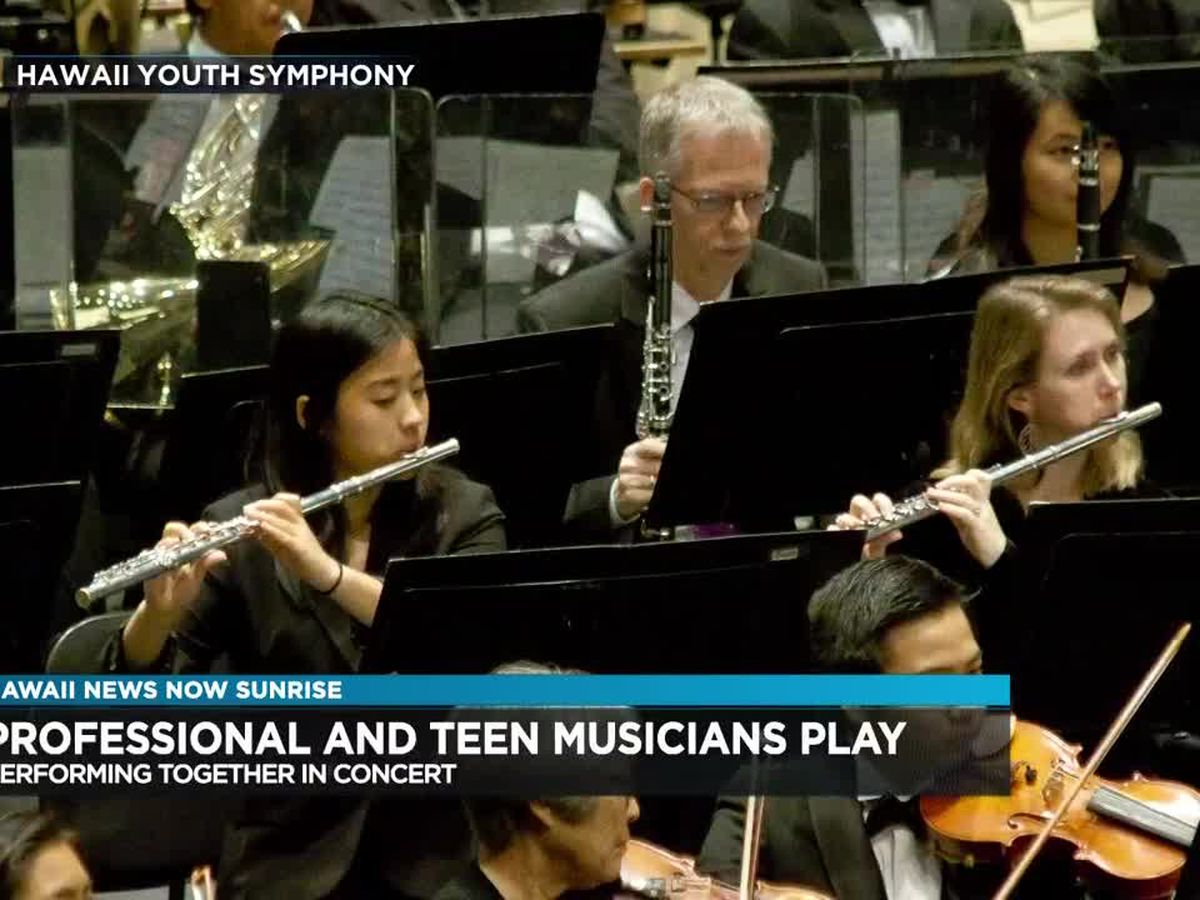 Hawaii Symphony Orchestra to perform next week