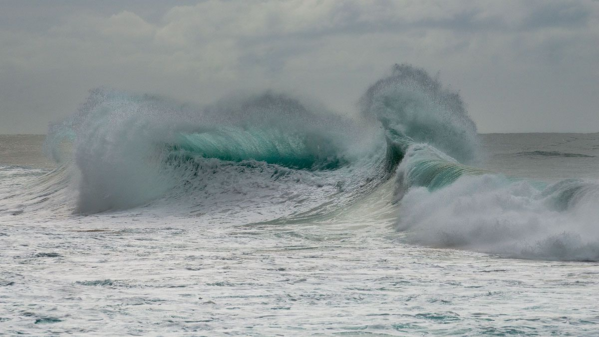 High surf advisory issued for most north, west-facing shores